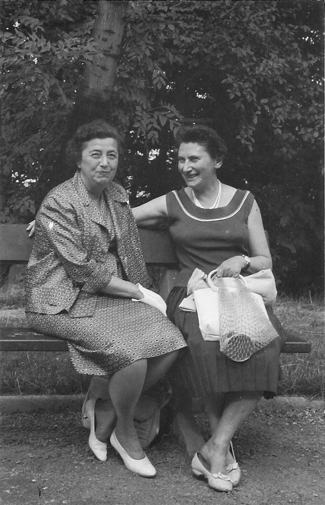 mama z Alici Glasnerova
